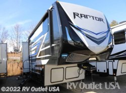 New 2018  Keystone Raptor 353TS by Keystone from RV Outlet USA in Ringgold, VA