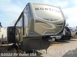 New 2018  Keystone Montana 3721RL Legacy by Keystone from RV Outlet USA in Ringgold, VA