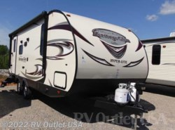 Used 2017  Forest River Wildwood Heritage Glen 23RBHL Hyper Lite by Forest River from RV Outlet USA in Ringgold, VA