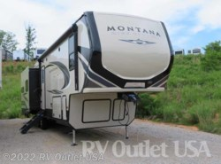 New 2019 Keystone Montana High Country 321MK available in Ringgold, Virginia