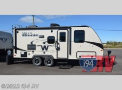 New 2018  Winnebago Micro Minnie 2108DS by Winnebago from i94 RV in Wadsworth, IL