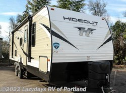 New 2018  Keystone Hideout LHS 26LHSWE by Keystone from B Young RV in Milwaukie, OR