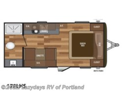 New 2019  Keystone Hideout Single Axle 178LHS by Keystone from B Young RV in Milwaukie, OR