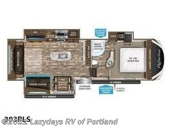New 2019  Grand Design Reflection 303RLS by Grand Design from B Young RV in Milwaukie, OR