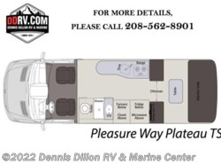 New 2017  Pleasure-Way Plateau Plat Ts by Pleasure-Way from Dennis Dillon RV & Marine Center in Boise, ID