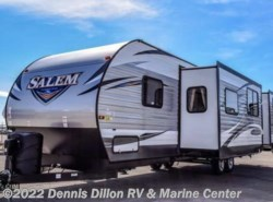 New 2017  Forest River Salem 32Bhds by Forest River from Dennis Dillon RV & Marine Center in Boise, ID