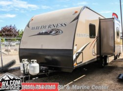 Used 2013  Heartland RV Wilderness  by Heartland RV from Dennis Dillon RV & Marine Center in Boise, ID