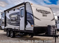 Used 2015  Keystone Springdale 189 by Keystone from Dennis Dillon RV & Marine Center in Boise, ID