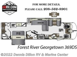 New 2018  Forest River Georgetown 369Xl by Forest River from Dennis Dillon RV & Marine Center in Boise, ID