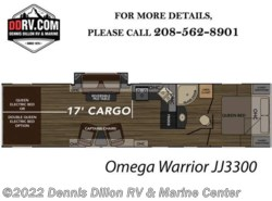 New 2019  Miscellaneous  Omega Warrior  by Miscellaneous from Dennis Dillon RV & Marine Center in Boise, ID