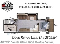 New 2018  Open Range Ultra Lite 2802Bh by Open Range from Dennis Dillon RV & Marine Center in Boise, ID
