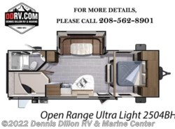 New 2018  Open Range Ultra Lite 2504Bh by Open Range from Dennis Dillon RV & Marine Center in Boise, ID