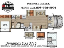 New 2018  Dynamax Corp DX3 37Ts by Dynamax Corp from Dennis Dillon RV & Marine Center in Boise, ID