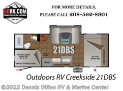 New 2018  Outdoors RV  Outdoors Rv Creekside by Outdoors RV from Dennis Dillon RV & Marine Center in Boise, ID