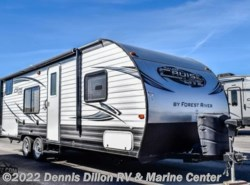 Used 2016  Forest River  Cruise Lite 261Bhxl by Forest River from Dennis Dillon RV & Marine Center in Boise, ID