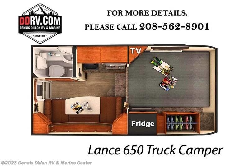 2019 Lance RV Camper 650 for Sale in Boise, ID 83709 | VK044