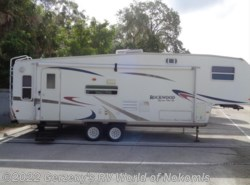Used 2007  Forest River Rockwood SI by Forest River from Gerzeny's RV World of Nokomis in Nokomis, FL