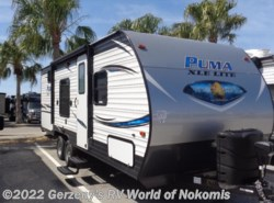 New 2019  Palomino Puma - 22RBC by Palomino from Gerzeny's RV World of Nokomis in Nokomis, FL