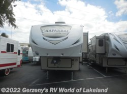 New 2018  Coachmen Chaparral  by Coachmen from Gerzeny's RV World of Lakeland in Lakeland, FL
