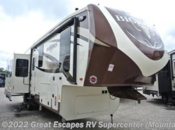 New 2017  Heartland RV Bighorn 3270RS by Heartland RV from Great Escapes RV Center in Gassville, AR