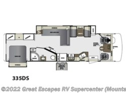 New 2017  Forest River Georgetown 335DS by Forest River from Great Escapes RV Center in Gassville, AR