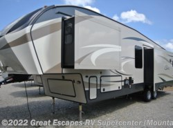 New 2017  Keystone Cougar 341RKI by Keystone from Great Escapes RV Center in Gassville, AR