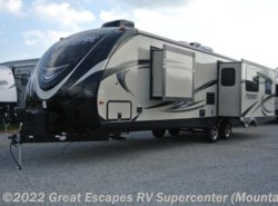 New 2017  Keystone Bullet Premier 30REPR by Keystone from Great Escapes RV Center in Gassville, AR