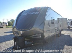 New 2017  Keystone Bullet Premier 31BKPR by Keystone from Great Escapes RV Center in Gassville, AR