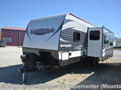 New 2017  Keystone Springdale 287RB by Keystone from Great Escapes RV Center in Gassville, AR