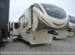 New 2017  Grand Design Solitude 384GK-R by Grand Design from Great Escapes RV Center in Gassville, AR