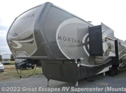 New 2017  Keystone Montana 3910FB by Keystone from Great Escapes RV Center in Gassville, AR