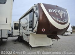 Used 2016  Heartland RV Bighorn BH 3585RL by Heartland RV from Great Escapes RV Center in Gassville, AR