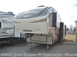 New 2017  Keystone Cougar 336BHS by Keystone from Great Escapes RV Center in Gassville, AR