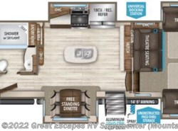 New 2017  Grand Design Solitude 379FLS-R by Grand Design from Great Escapes RV Center in Gassville, AR