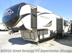 New 2017  Keystone Montana High Country 340BH by Keystone from Great Escapes RV Center in Gassville, AR