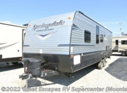 New 2017 Keystone Springdale Summerland 2600TB available in Gassville, Arkansas