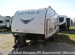 New 2017  Keystone Outback 210URS by Keystone from Great Escapes RV Center in Gassville, AR