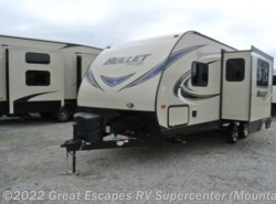 New 2017  Keystone Bullet 243BHS by Keystone from Great Escapes RV Center in Gassville, AR