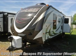 Used 2015  Keystone Bullet Premier 30RIPR by Keystone from Great Escapes RV Center in Gassville, AR