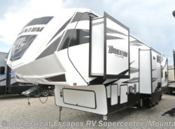 New 2018  Grand Design Momentum M-Class 388M by Grand Design from Great Escapes RV Center in Gassville, AR