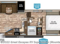 New 2018  Grand Design Reflection 150 Series 230RL by Grand Design from Great Escapes RV Center in Gassville, AR