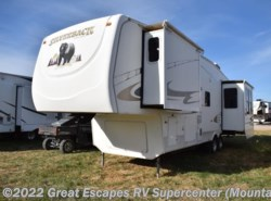 Used 2008  Forest River Cedar Creek Silverback 30RS