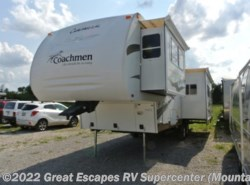 Used 2005  Coachmen Chaparral 277DS by Coachmen from Great Escapes RV Center in Gassville, AR