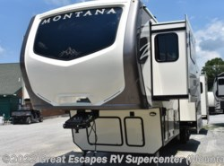 New 2018  Keystone Montana 3731FL by Keystone from Great Escapes RV Center in Gassville, AR