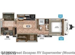 New 2018  Grand Design Reflection 312BHTS by Grand Design from Great Escapes RV Center in Gassville, AR