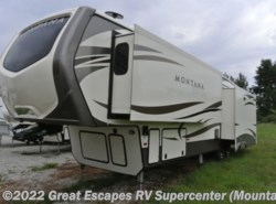 New 2018  Keystone Montana 3811MS by Keystone from Great Escapes RV Center in Gassville, AR