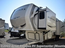 New 2018  Keystone Montana 3121RL by Keystone from Great Escapes RV Supercenter in Gassville, AR