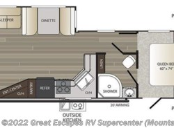 New 2018  Keystone Outback Ultra-Lite 299URL by Keystone from Great Escapes RV Center in Gassville, AR