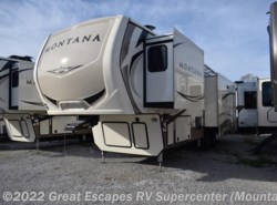New 2018  Keystone Montana 3121RL by Keystone from Great Escapes RV Center in Gassville, AR