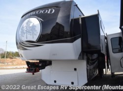 New 2018  Redwood Residential Vehicles Redwood 3881ES by Redwood Residential Vehicles from Great Escapes RV Center in Gassville, AR